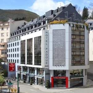 Hotel Padoue - Lourdes Hotels Services